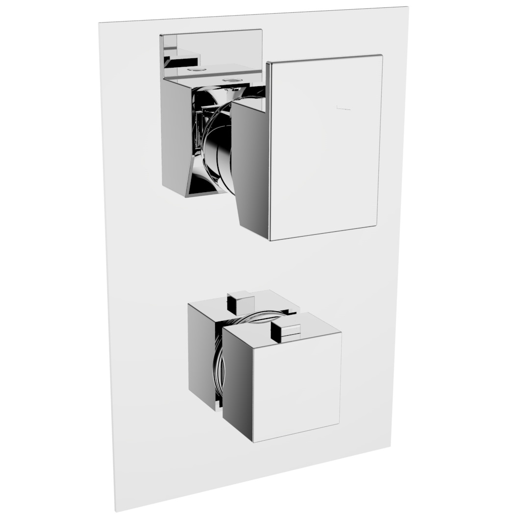Immagine HD TERMOSTATICI Concealed Thermostatic Mixer