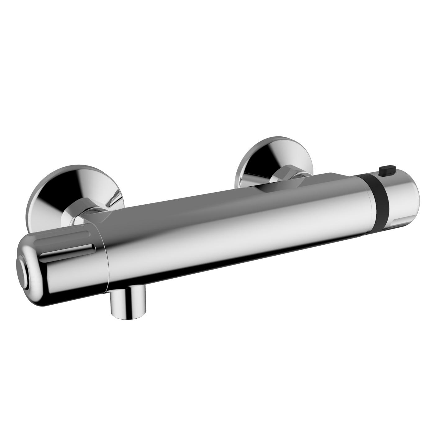 Immagine HD TERMOSTATICI Thermostatic Shower Mixer